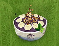 Organic Açaí Bowl