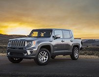 Jeep Renegade Truck