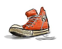 iPad illustrations, Procreate