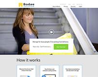 Boxbee UX/UI
