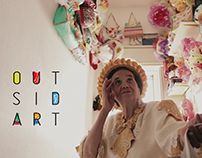 Outsidart underground sicilian artists' web-doc