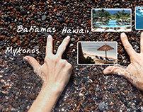 Summer Travel Advert