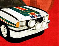 OPEL ASCONA 400 WRC
