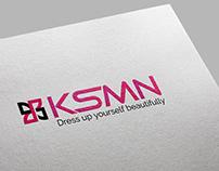 ksmn logo design
