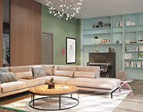 T12 Living Room
