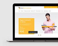 Betaformazione website