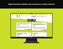 That Recruitment Digital Branding & Website