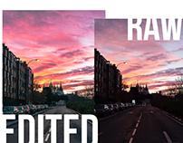 RAW&EDITED - Process ( Madrid )
