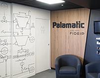 PALAMATIC - Interior design