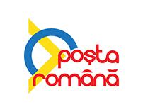 Poșta Română - Logo Design