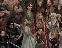Game Of Thrones Universe.