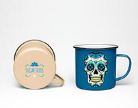 Mug Sugar Skull