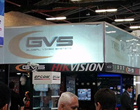 STAND GVS COLOMBIA - PROJECTION REAR