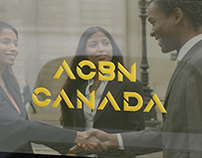 ACBN Canada Logo Design