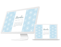 FREEBIE: December 2019 Wallpaper