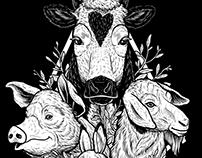 Love All Animals - MENIMA