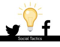 Social Tactics // Andreas & Byron