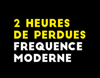 Fréquence Moderne - Radio