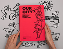 OUR CITY? / Book design