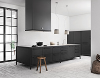 Vipp Kitchen - Scandinavian