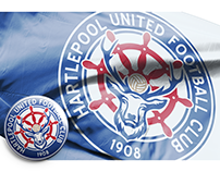 Hartlepool United FC - Crest Redesign Concept