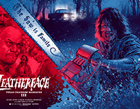 Leatherface: Texas Chainsaw Massacre 3 | Screenprint