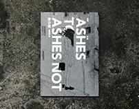 "麥少峯《灰飛不滅》 Mak Siu Fung ""Ashes to Ashes Not"""