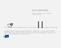 Dormidina // Salta Dormidinas