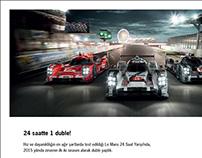 Porsche Le Mans 24