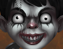 Scary Child