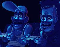 Jack Parow Thunderbolts & Lightning Music Video