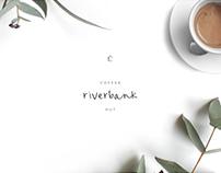 Coffee Hut Branding