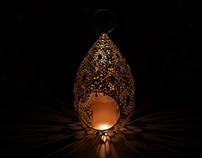 Moroccan lamp 1