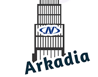 Nasr sports football league (Arkadia team's logo)