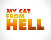 My Cat From Hell. Motion Graphic, Intro
