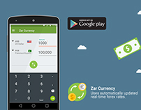 Currency Converter App - UI Design & Development