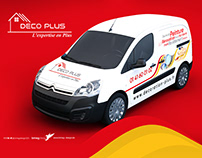 DECO PLUS | Fahrzeugbeschriftung