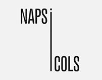 Naps i Cols — Graphic identity