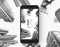 Katowidze (Application with augmented Reality)
