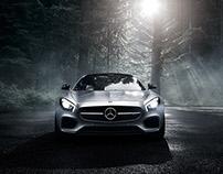 Mercedes AMG GT | Bernstein