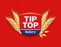Tip Top Bakery — Rebrand
