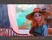 Weekly Painting Studies