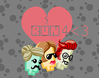Run 4 Love - A Game on Love, Life and Death