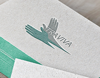 Logo-Sketch Traviva