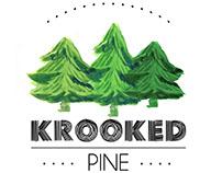 Logo Design - Krooked Pine
