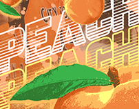 Overtime Snapchat Geofilter - 2017 Peach Jam
