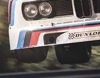 BMW 3.0 CSL @ the Nordschleife | Full CGi