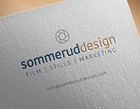 Logo and Identity - Sommerud Design