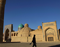 Uzbekistan. Luxury Travel Magazine
