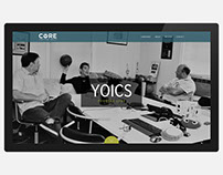 Core Ventures Group Website